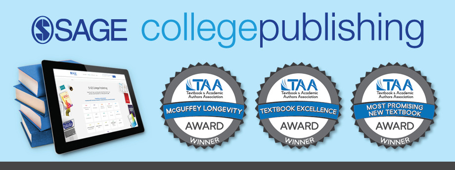 Textbook and Academic Authors Association (TAA) Awards