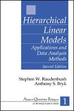 Hierarchical Linear Models  Applications and Data Analysis Methods