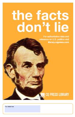 CQ Press Library Poster