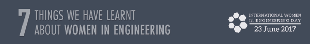 International Women in Engineering Day 2017