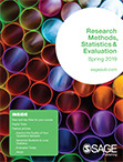 Research Methods, Statistics and Evaluation Spring 2019