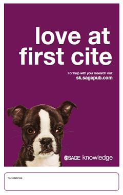 SAGE Knowledge Poster