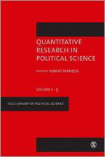 Quantitative Research in Political Science
