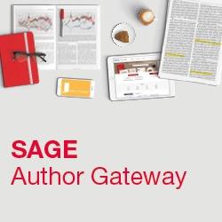 SAGE Author Gateway