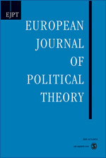 European Journal of Political Theory