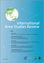International Area Studies Review