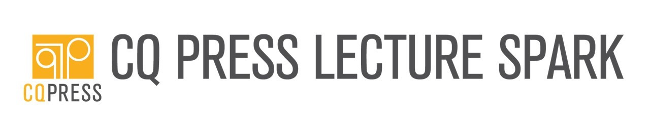 CQ Press Lecture Spark Logo