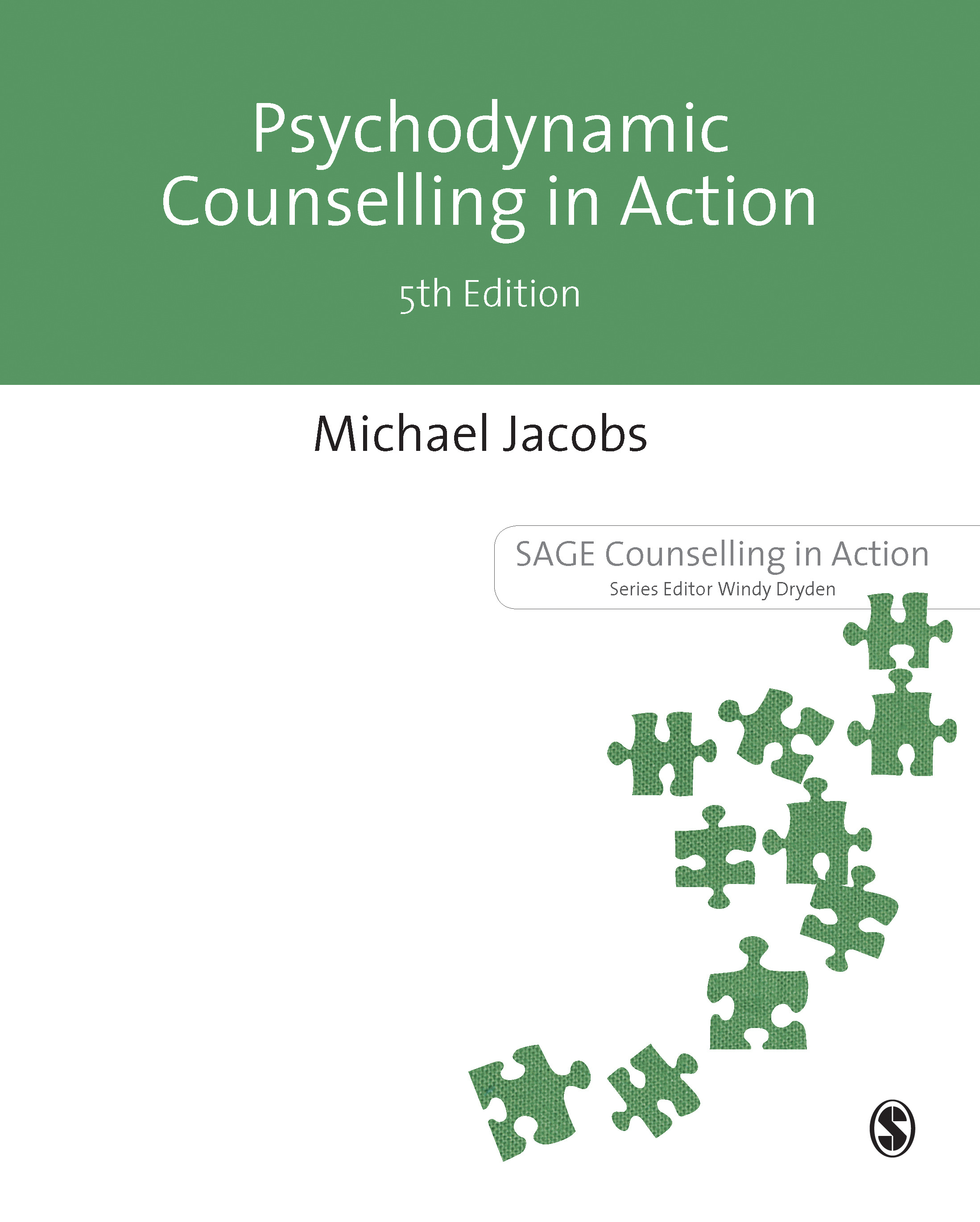 Psychodynamic Counselling in Action book cover image