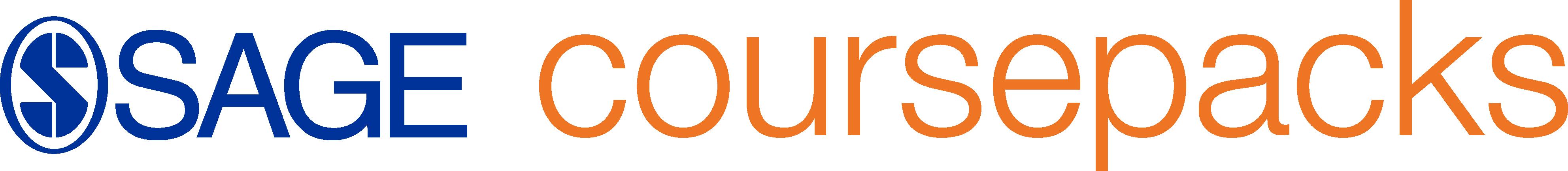 SAGE Coursepack Logo