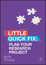 Little Quick Fix: Plan Your Research Project