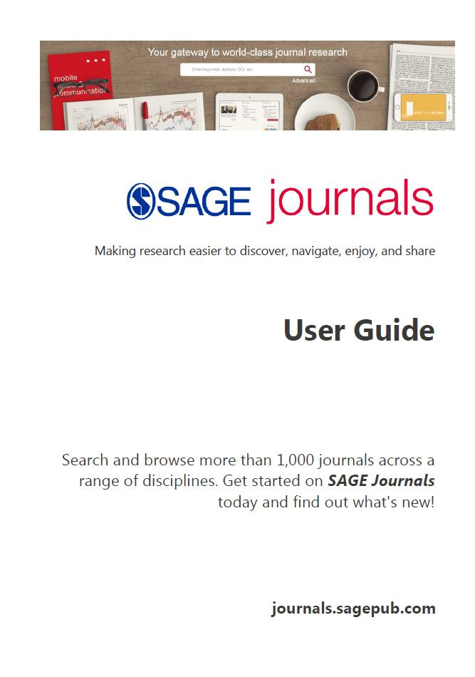 Image of SJ User Guide
