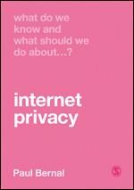 Bernal - WDWK Internet Privacy