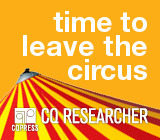 CQ Researcher banner ad 160x140