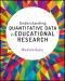 Understanding Quantitative Data in Educational Research
