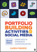 Portfolio Building Activities in Social Media