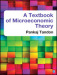 A Textbook of Microeconomic Theory