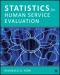 Statistics for Human Service Evaluation