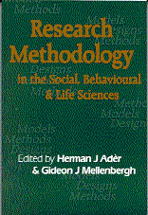 Research Methodology in the Social, Behavioural and Life Sciences