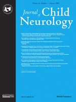 Journal of Child Neurology
