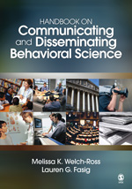 Handbook on Communicating and Disseminating Behavioral Science