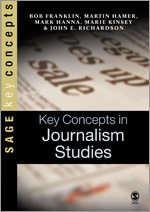 Key Concepts in Journalism Studies