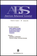 American Behavioral Scientist