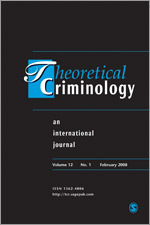 Theoretical Criminology -cover
