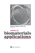 Journal of Biomaterials Applications