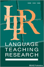 Language Teaching Research