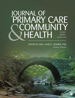 Journal of Primary Care & Community Health debuts 2010