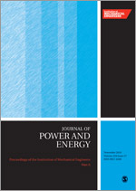 Proceedings of the Institution of Mechanical Engineers, Part A: Journal of Power and Energy