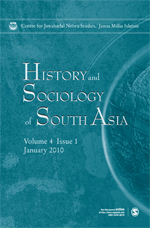 History and Sociology of South Asia