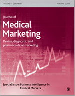 Journal of Medical Marketing