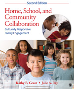 Home, School, and Community Collaboration: Culturally Responsive Family Engagement, Second Edition