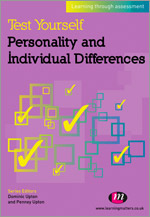Test Yourself: Personality and Individual Differences