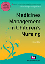 Medicines Management in Children