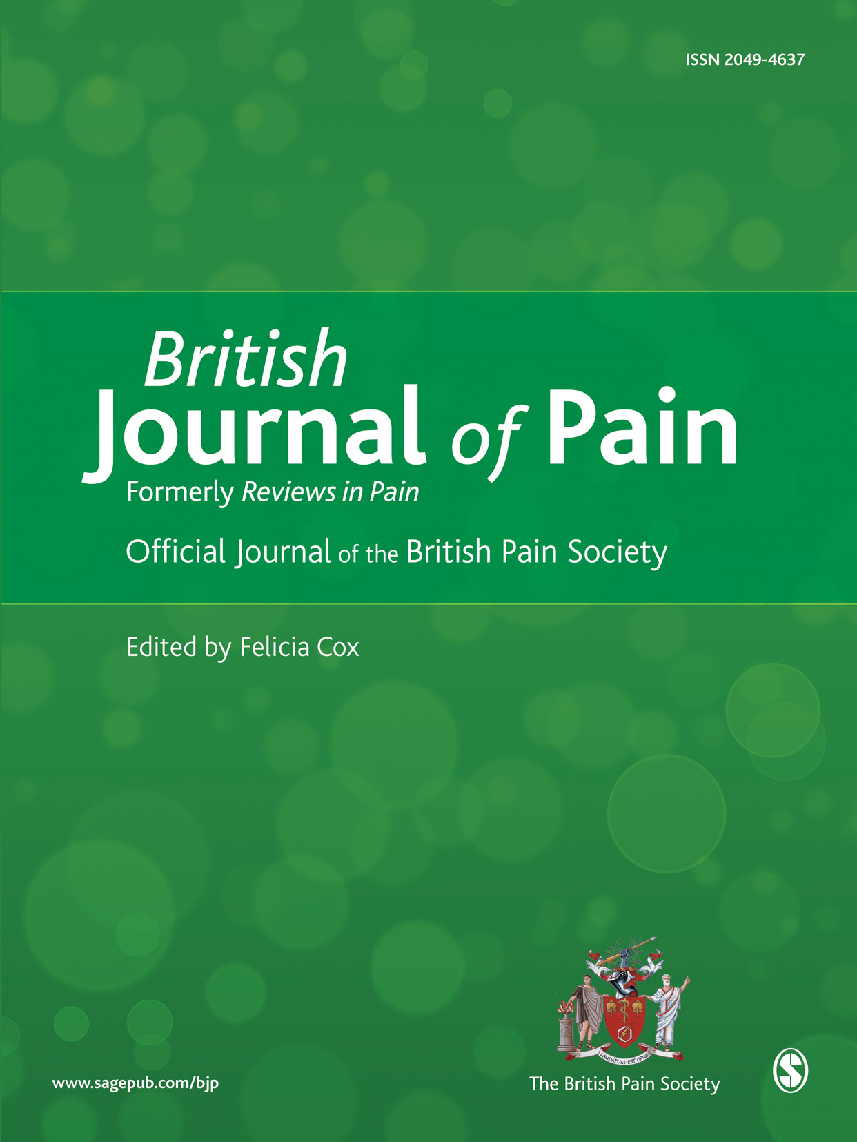 British Journal of Pain