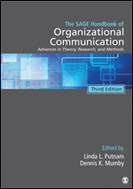 The SAGE Handbook of Organizational Communication