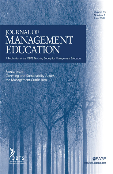 Journal of Management Education