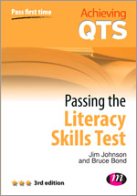 Passing the Literacy Skills Test