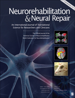 Neurorehabilitation and Neural Repair