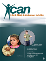 ICAN: Infant, Child, & Adolescent Nutrition