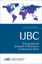 International Journal of Business Communication