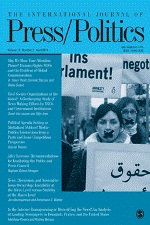 The International Journal of Press/Politics