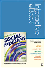 Investigating Social Problems Interactive ebook