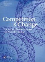 Competition & Change