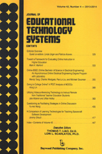 Journal of Educational Technology Systems