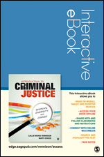 Introduction to Criminal Justice Interactive eBook Student Version