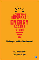 Achieving Universal Energy Access in India