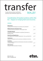 Transfer: European Review of Labour and Research